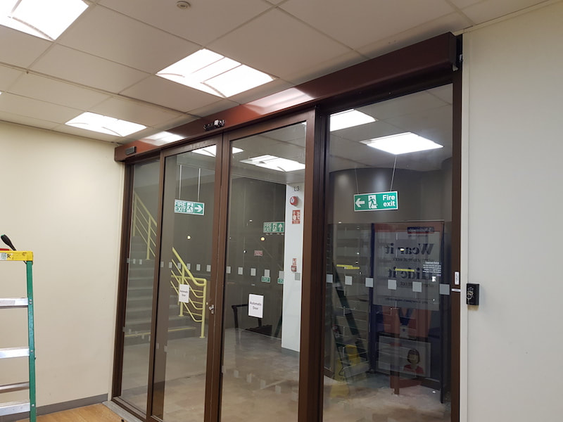 Auto Door Servicing in Northampton